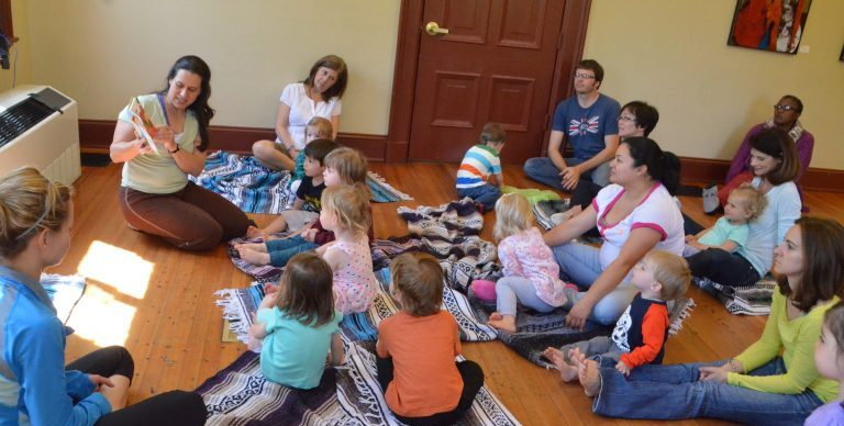 Books in Yoga Class: Promoting Literacy, Emotional Intelligence and Fun